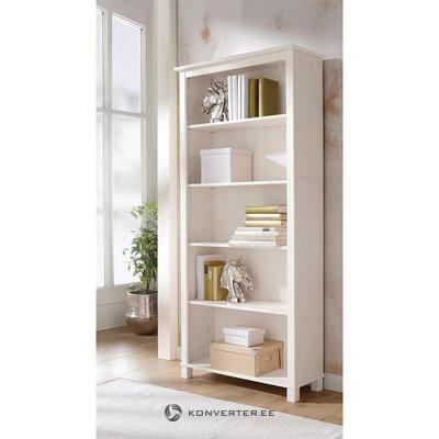 Scandinavian Style White High Closet