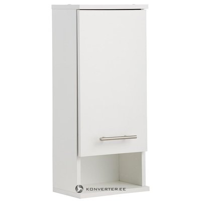 White small wall cabinet