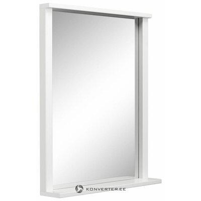 Balto rėmo veidrodis (Orlando) (dėžutėje, visas)