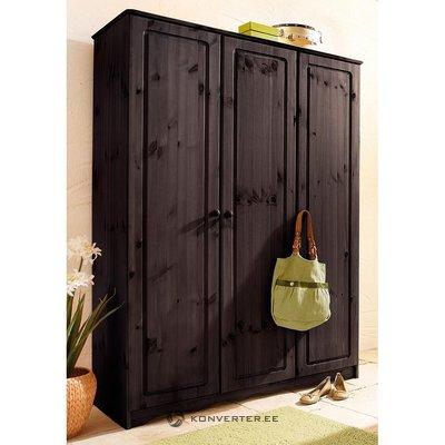 Большой черный шкаф