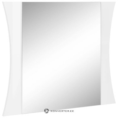 White mirror (arco) (with blemishes., In box)