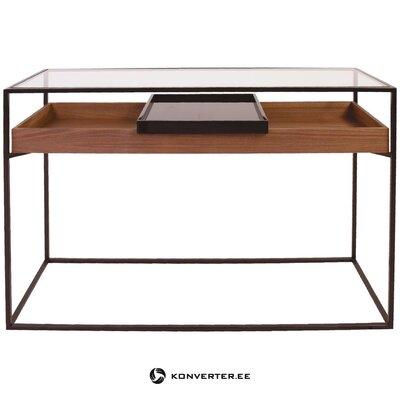 Valriekstu dizaina galds (zago) (paraugstaba bojāta)