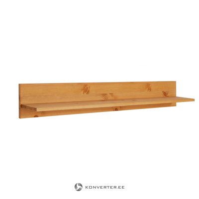 Ella Shelf 90 cm-Stain/wax