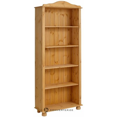Ella Bookcase high stain/wax