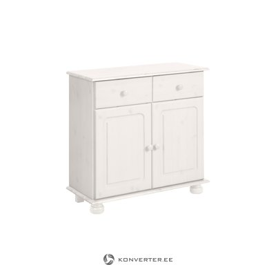 Ella Sideboard 2 doors/1 drawer white lacquer