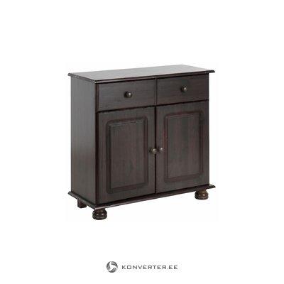 Ella Sideboard 2 doors/1 drawer Havana lacquer
