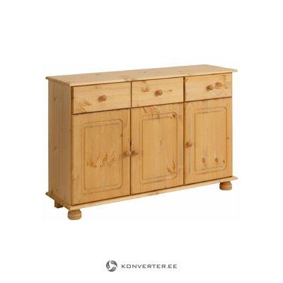 Ella Sideboard 3 doors/2 drawers stain/wax