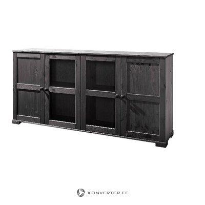 Luigi Sideboard 4d-havana/lacq