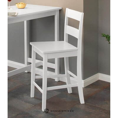 White high chair (torpedo)