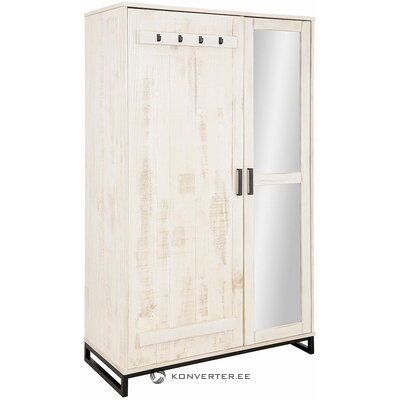 Solid wood wardrobe (santos)