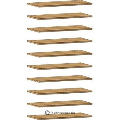 Полки шкафа береговой (набор из 10 шт.)