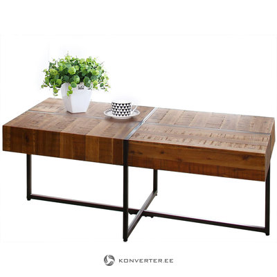 Marcus Coffee Table - Brown