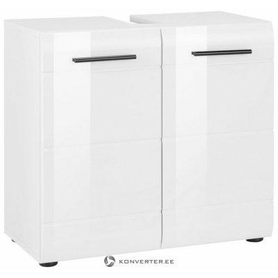 White high gloss washbasin (whole, box)