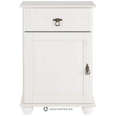 White bedside table (finca)