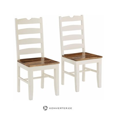 Newport chairs 2pck- combi