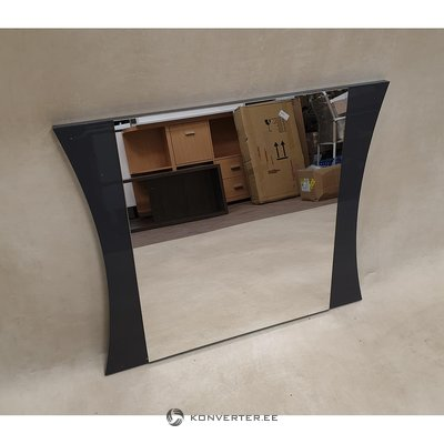 Gray high gloss mirror