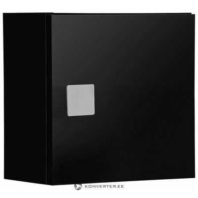 Musta pieni seinäkello