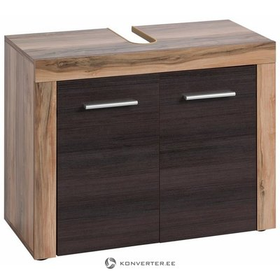 Brown-black sink cabinet (cancun) (with beauty defects, in box)