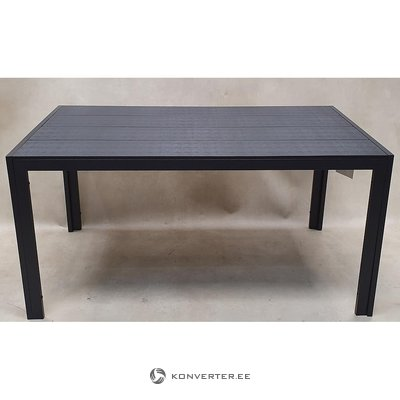 Melns dārza galds (Maderup) (bojāts)