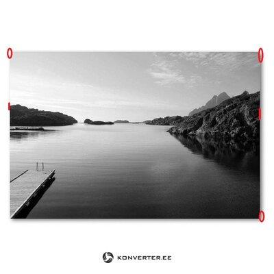 Seinapilt Einladung (Seen) (Iluvigadega., Saalinäidis)