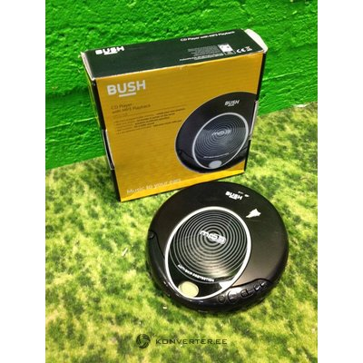 Bush CD and MP3 Player