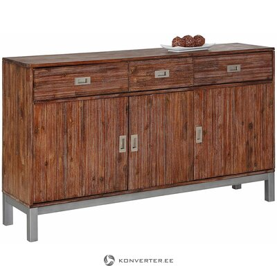Acacia chest of drawers (Kenya)