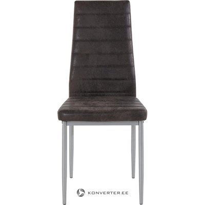 Anthracite chair
