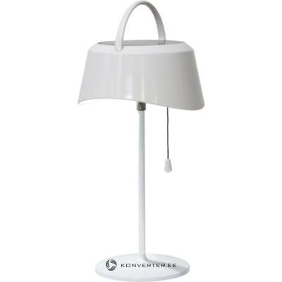 Cervia table lamp with solar panel (star trading)