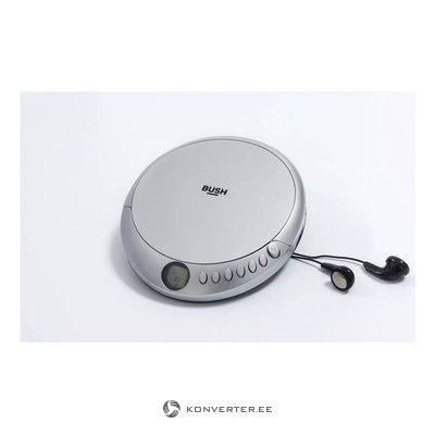 Alba cd grotuvas (pažeistas akumuliatoriaus dangtelis)