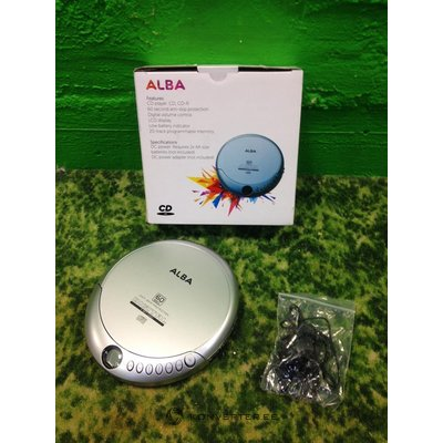 Alba CD player