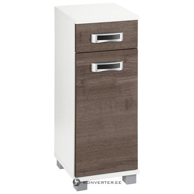 Brown & White Cabinet