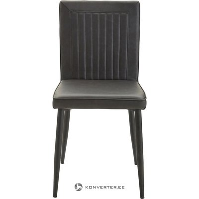 Anthracite soft chair