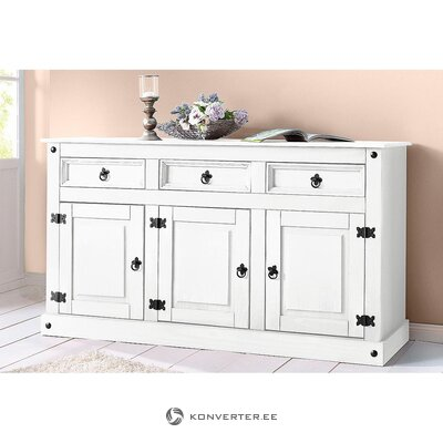 Wide white cabinet (melissa)