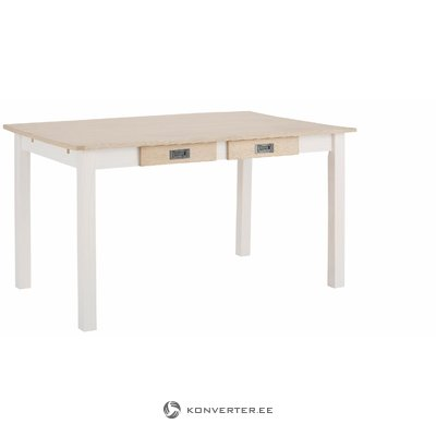 Sansibar Table140 2DRW - W/Oak