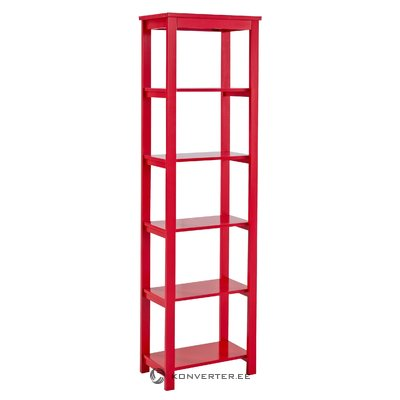 Trento Bookcase big - Red