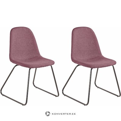 Colombo chair 2 pack - Rose