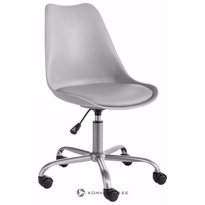 Dan office chair - gray