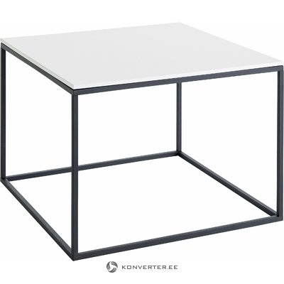 Castana Coffee Table 50cm - White
