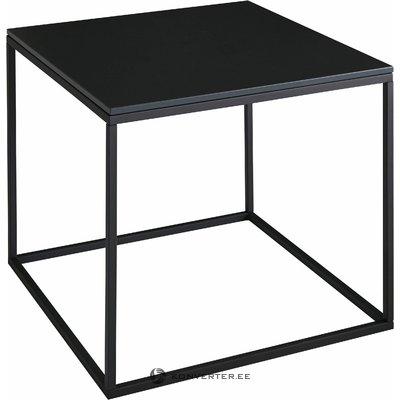 Castana Coffee Table 50cm - Black