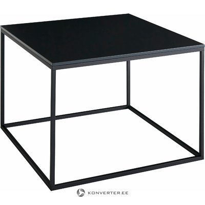 Castana Coffee Table 60cm - Black