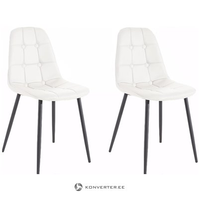 Tito Chair 4 pack - White