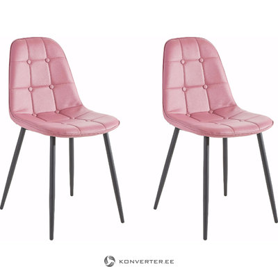 Tito Chair 2 pack - Rose
