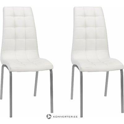Anima Chair 2 pack - white