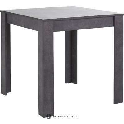Lori Table 80cm - concrete