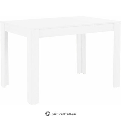 Lori Table 120cm - white