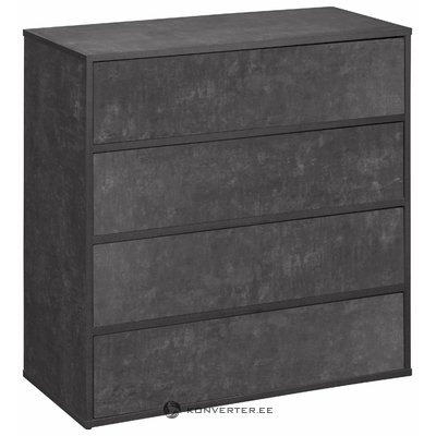 Lancaster Chest 4 Doors - Beton