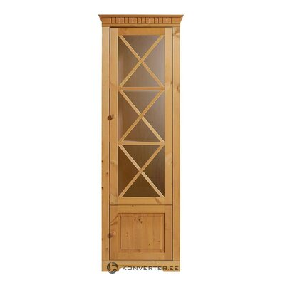 Solid wood display cabinet (additional)