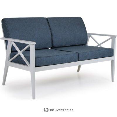 Balta sodo sofa (brafab)
