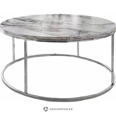 Megan coffee Table Ø50- Marble