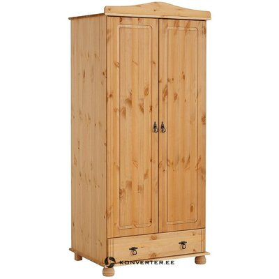Solid wood wardrobe (finca)